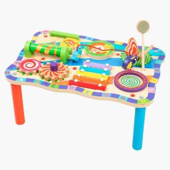 لعبة طاولة موسيقى من إس أند جي