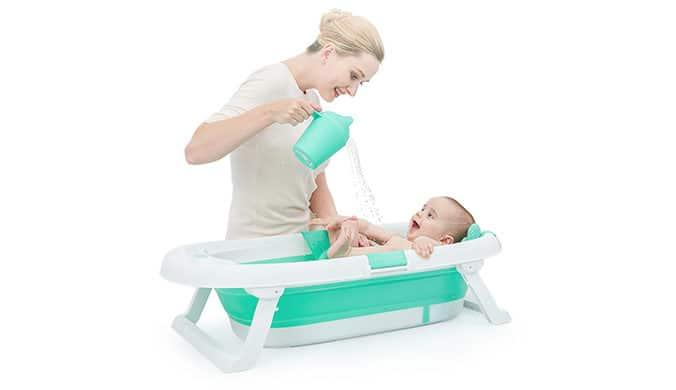 أحواض استحمام للاطفال مع كود تخفيض ممزورلد