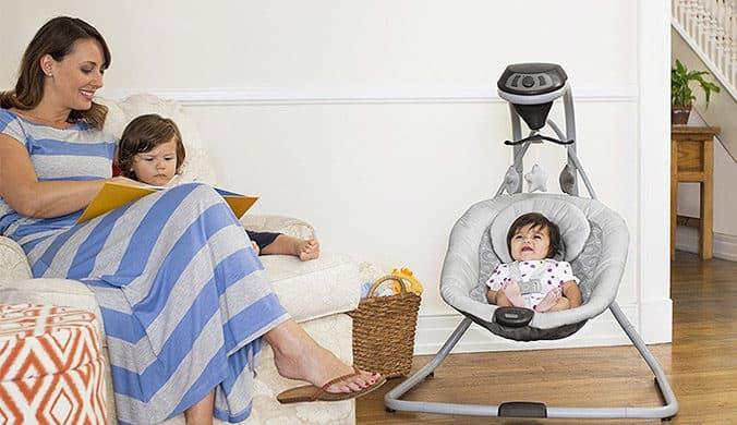 أفضل 5 أرجوحات لراحة مثالية لطفلك مع كود خصم ممزورلد 15