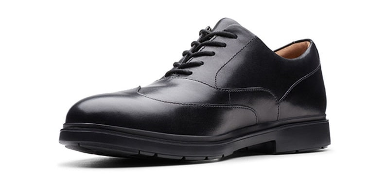 Un Tailor Wing Leather Shoes Clarks