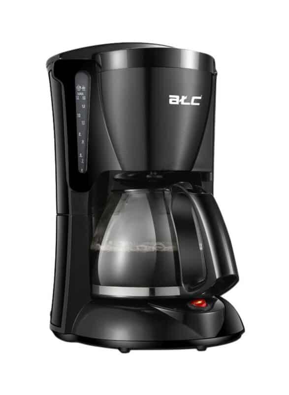 ماكينة صنع القهوة أسود من ATC