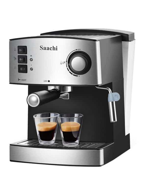 ماكينة صنع القهوة المتكاملة 220-240 فولت من ساتشي