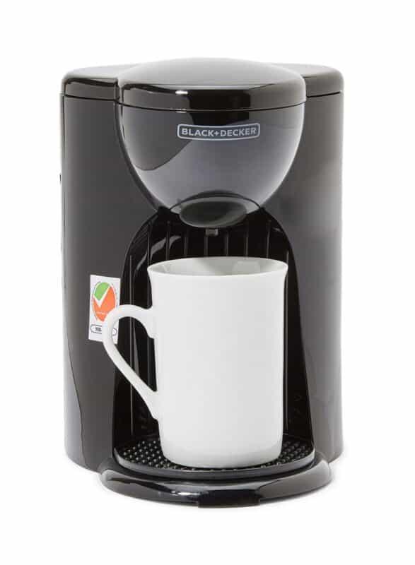 ماكينة صنع القهوة والإسبريسو بالتقطير من بلاك اند ديكر