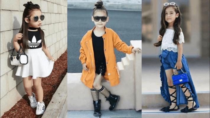ملابس اطفال بنات من مذركير