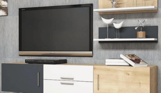 طاولات تلفزيون من كارفور