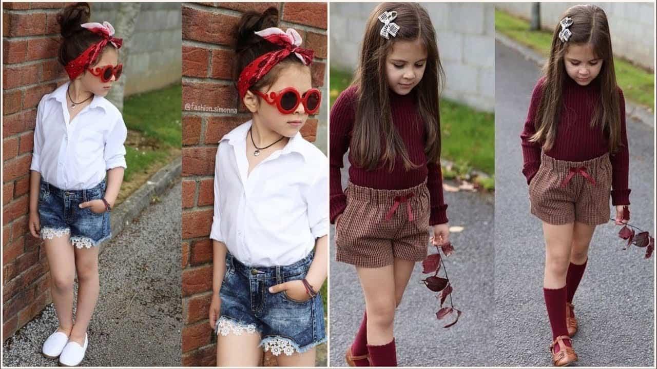 ملابس اطفال بنات منمذركير