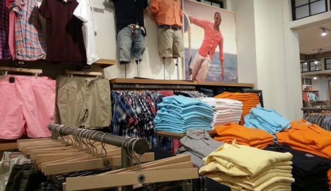 عروض امريكان ايجل الرياض على ملابس الرجال