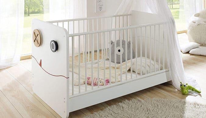 سرير اطفال مذركير
